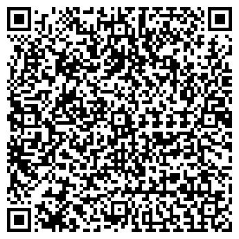 QR-код с контактной информацией организации СУПЕРМАРКЕТ № 1