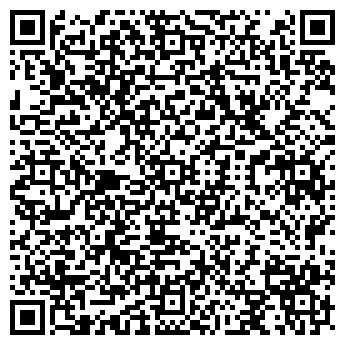 QR-код с контактной информацией организации Салон красоты «Nadiva»