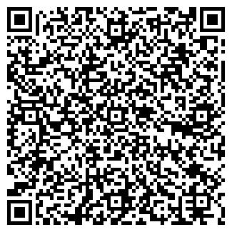 QR-код с контактной информацией организации ПОЛАРИС