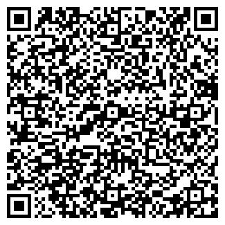 QR-код с контактной информацией организации M.A.K.I.