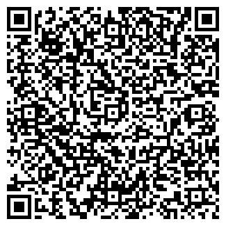 QR-код с контактной информацией организации ВНЕШПРОМБАНК