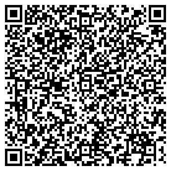 QR-код с контактной информацией организации ВСЕ КРОВАТИ
