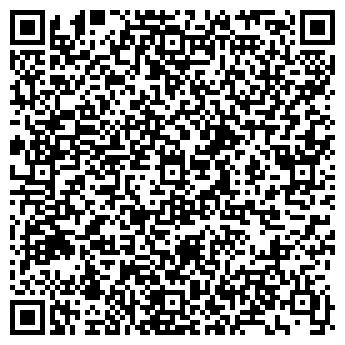QR-код с контактной информацией организации САЛОН ТАТУИРОВОК