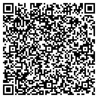 QR-код с контактной информацией организации ДИНА