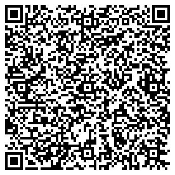 QR-код с контактной информацией организации КЛМ