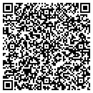 QR-код с контактной информацией организации КЛЮЧ