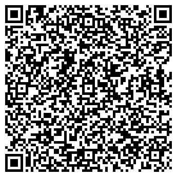 QR-код с контактной информацией организации СОЛНЕЧНАЯ ЛАДЬЯ