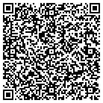 QR-код с контактной информацией организации EVANTU