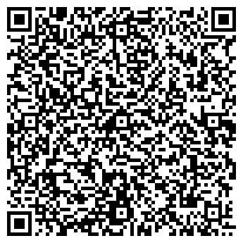 QR-код с контактной информацией организации PLAZA-REAL