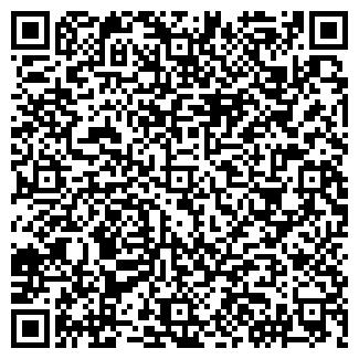 QR-код с контактной информацией организации АТЛАНТGYM