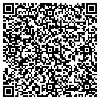 QR-код с контактной информацией организации IRON FITNESS