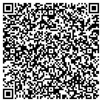 QR-код с контактной информацией организации ТЕРЕМОК, ДЕТСКИЙ САД