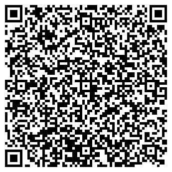 QR-код с контактной информацией организации Детский сад HappyNappy