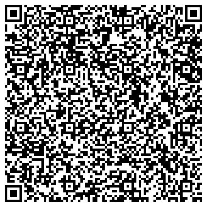 QR-код с контактной информацией организации Муниципальное дошкольное общеобразовательное учреждение – центр развития ребёнка детский сад №10 «Бабочка»