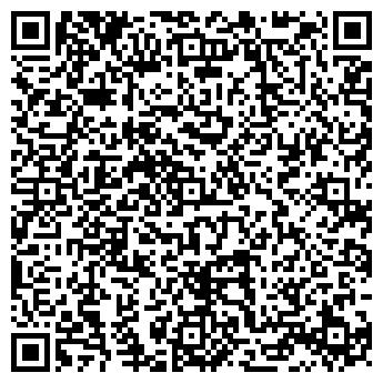 QR-код с контактной информацией организации БЕРЁЗКА, ДЕТСКИЙ САД № 52