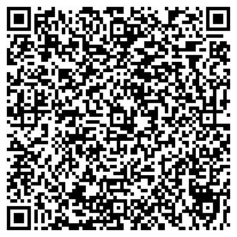 QR-код с контактной информацией организации ЕЛИСА, ДЕТСКИЙ САД
