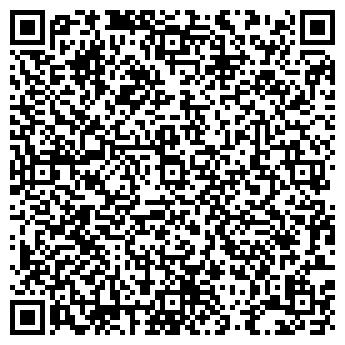 QR-код с контактной информацией организации ТУДА ТУР