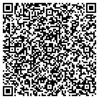 QR-код с контактной информацией организации НАХАБИНСКАЯ ШКОЛА № 2