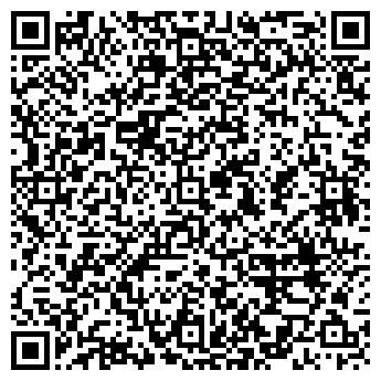 QR-код с контактной информацией организации ОВД пос. Молодёжный