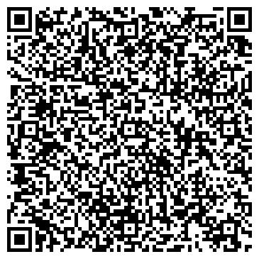 QR-код с контактной информацией организации ОТДЕЛ ВНУТРЕННИХ ДЕЛ (ОВД) ПОС. КУБИНКА-10