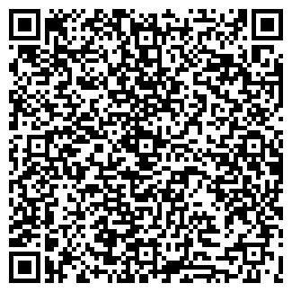 QR-код с контактной информацией организации ГЕОМИР