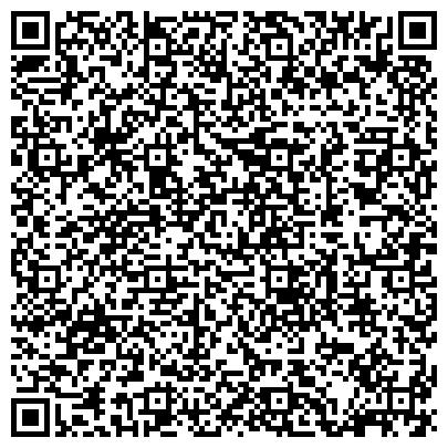 """QR-код с контактной информацией организации МАДО Детский сад комбинированного вида №6 """"Светлячок"""""""
