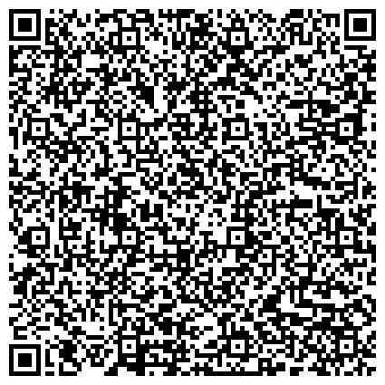 QR-код с контактной информацией организации Территориальный пункт межрайонного отдела УФМС России по Московской области в городском поселении Ногинск