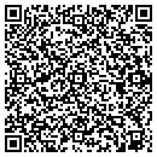 QR-код с контактной информацией организации АЛЕВ-ТРАНС