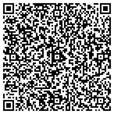QR-код с контактной информацией организации Агентство недвижимости «ВОСТОК»