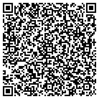 QR-код с контактной информацией организации ОКНА С ДИЗАЙНОМ