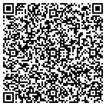 QR-код с контактной информацией организации ОКНА, ЖАЛЮЗИ, ШТОРЫ
