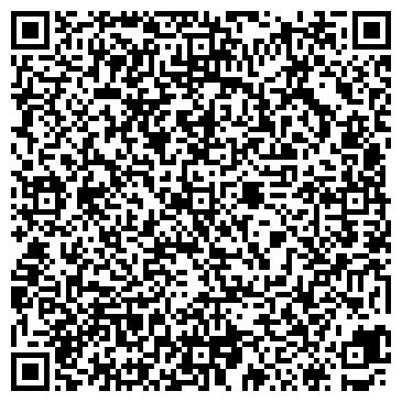 QR-код с контактной информацией организации ОКНА, ОТДЕЛКА БАЛКОНОВ, ЖАЛЮЗИ