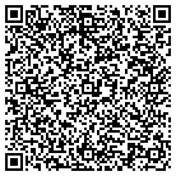 QR-код с контактной информацией организации Дополнительный офис № 8158/018