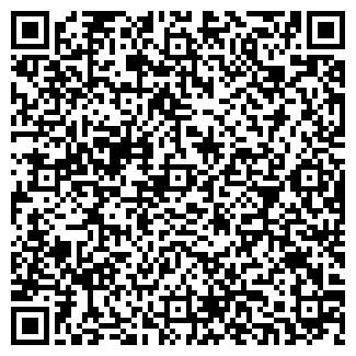 QR-код с контактной информацией организации INTER LEX