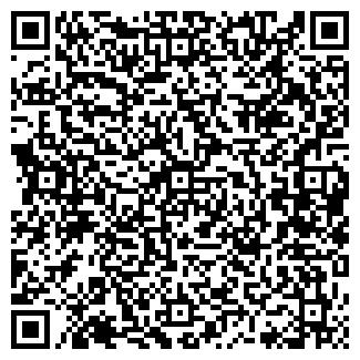 QR-код с контактной информацией организации АЛЬЯНС МЕТИЗ
