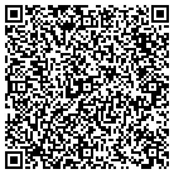 QR-код с контактной информацией организации Дополнительный офис № 8158/020