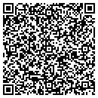 QR-код с контактной информацией организации РГТЭУ