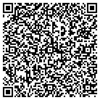 QR-код с контактной информацией организации Жилищный участок № 1-А