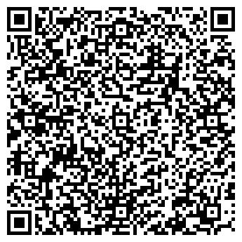 QR-код с контактной информацией организации Жилищный участок № 5-А