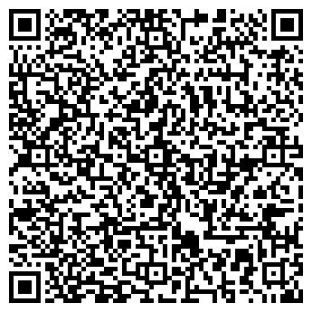 QR-код с контактной информацией организации Гимназия № 10