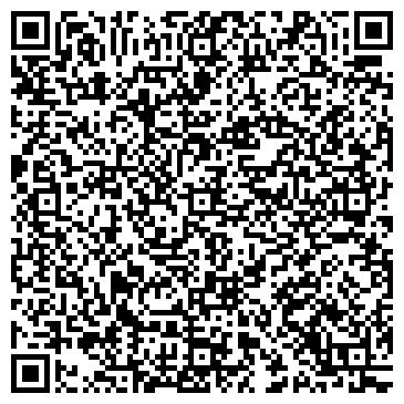 QR-код с контактной информацией организации ЛУХОВИЦКИЙ МОЛОДЁЖНЫЙ ЦЕНТР