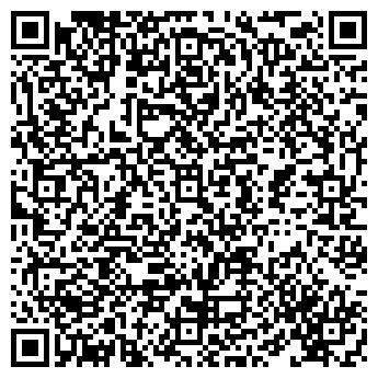 QR-код с контактной информацией организации ДИЗАЙН ИНТЕРЬЕРА В АЛМАТЫ