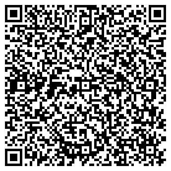 QR-код с контактной информацией организации ТЕРЕМОК, ДЕТСКИЙ САД № 72