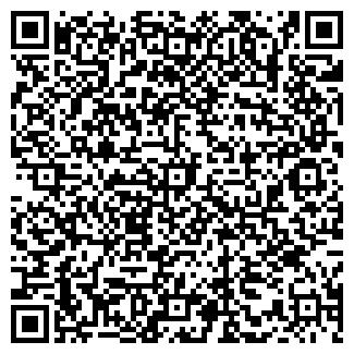 QR-код с контактной информацией организации LONDON GRILL