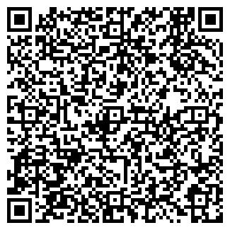 QR-код с контактной информацией организации BLESK