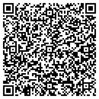 QR-код с контактной информацией организации СЧАСТЛИВЫЙ КРОХА