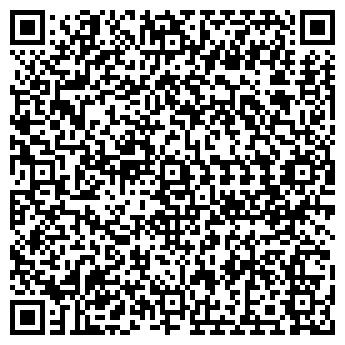QR-код с контактной информацией организации ФГУ КАДАСТРОВАЯ ПАЛАТА