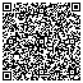 QR-код с контактной информацией организации F1