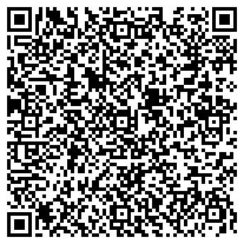 QR-код с контактной информацией организации РУССКИЕ КАНИКУЛЫ
