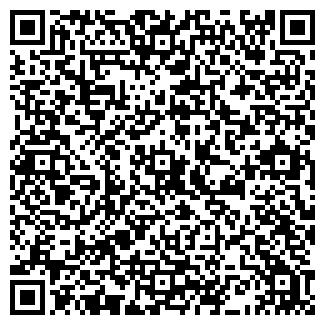 QR-код с контактной информацией организации ТАКСИ ШАНСОН